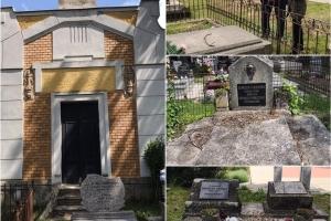 Mestský cintorín skrýva vzácne hroby