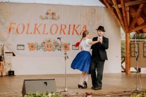 Fond na podporu kultúry národnostných menšín 2018 - FOLKLORIKA