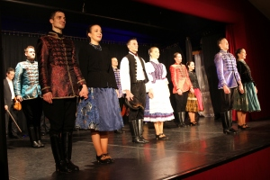 Návrat k tanečnému maďarskému folklóru- Ifjú szivek, 77 Verbunkov 16. októbra 2019