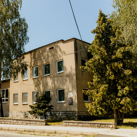 Kultúrny Dom Budulov